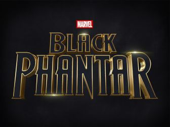 Free Black Panther Photoshop Text Effect by designercow