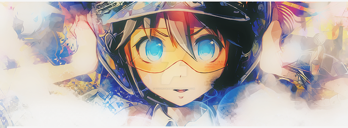 Vocaloid- Facebook Cover by TotoroGraphic