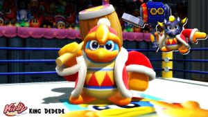 (MMD/XPS Model) King Dedede V3 Download by SAB64