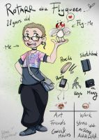 Meet the Artist Meme by FlyQueen