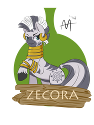 Zecora Shirt Design by ShelltoonTV