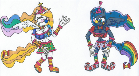 Request Royal Clowns TF by Power1x