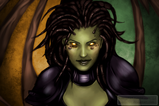 Kerrigan by Levicopter