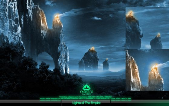 Lights of Empire WP by Osokin