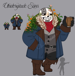 Underglade - Sans Design by AnimaGlacialis