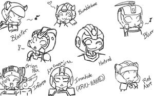 My G1 Lil Robo Babbis -1- by lucky-star-girl446