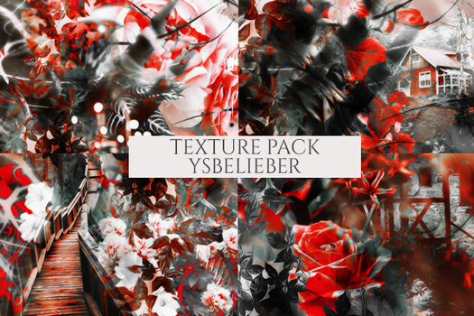 TEXTURE PACK / 06 by ysbelieber