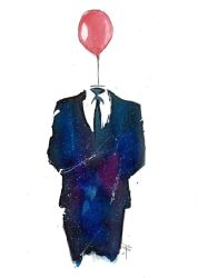Balloon Man - Anonymous by justcallmemike
