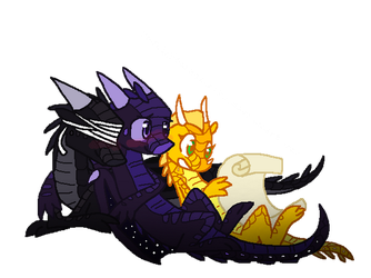 Story Time by stArchaeopteryx