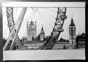 London by HeineD