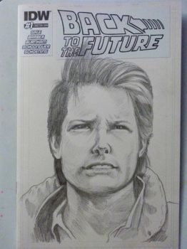 pencilled Marty by Darkness33