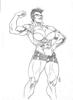 Sam-Hulk by Jean Sinclair by hotrod5