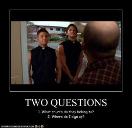 Two Questions by C1A1L