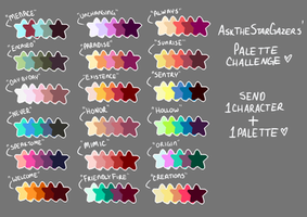 .:PayPal Color Pallet Commissions:. by SleepyStaceyArt