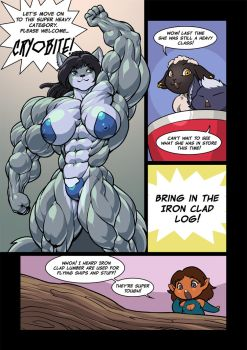 Pinnacle of Physique S1-43 by Pokkuti