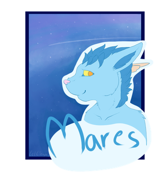 Mares badge by CelCiego