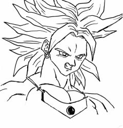 BROLY by kris5080