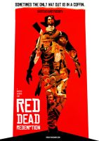Red Dead Redemption Poster by AKADoom