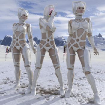 Elite Imperial Clone Stormtroopers by 3dcheapskate