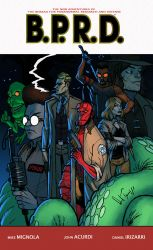 The New BPRD by dio-03