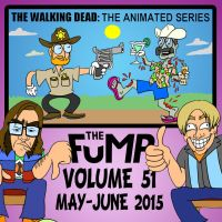 The FuMP Volume 51 album cover art by artbylukeski