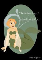 The Little Mermaid seductress by miss-lollyx-33