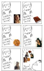 daily comic: you are mine by Soar9