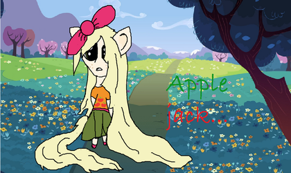 apple jack done in15 minutes!! by pianoitall