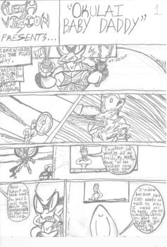 My first scanned comic flop XP by Xenotoonz9f