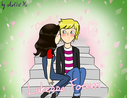 (MCSM)The kawaiiness of Lukesse by ArtistKamie