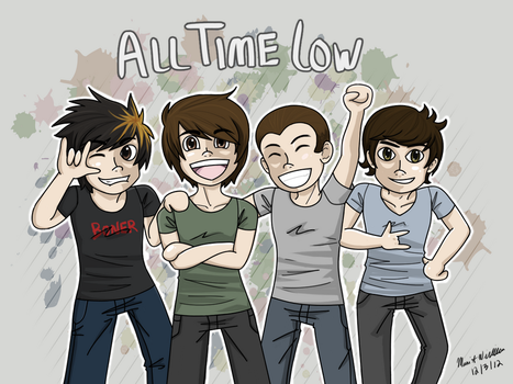 The ATL Crew by xMarzisme