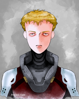 Male 01  (comission) by Fraulein-Kazz