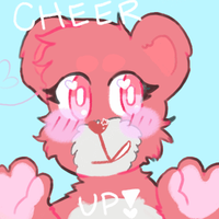 cheer up! ( gif ) by bIissey
