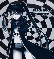 Black Rock Shooter by Anary