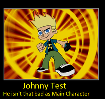 Johnny Test in General by KeybladeMagicDan
