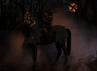 Night Rider by LucidityCubed