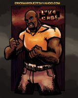 Luke Cage by TheInsaneDingo