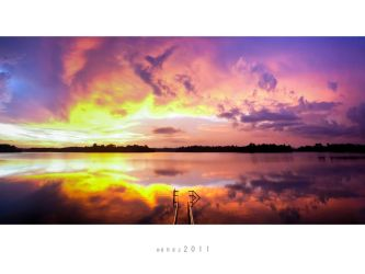 Dramatic Sky on 22nd May 11 by Renez