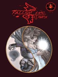 Fallen, Inc. #4 (part 2) Cover by HLMartin