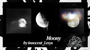 Moony by innocentLexys