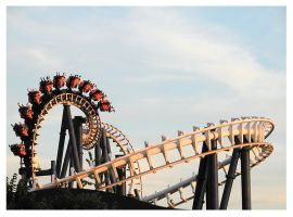 Roller Coaster 3 by ippopippo