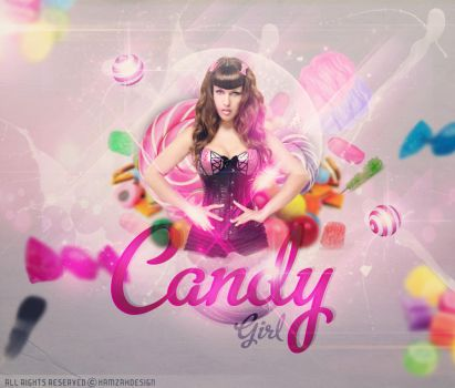 Candy Girl by lechham