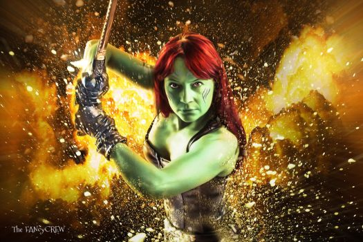 Gamora III by TheFANcyCrew