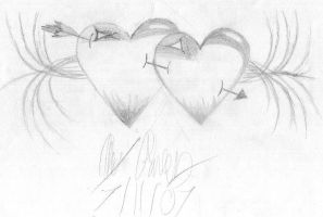 hearts by The-Lady-Nikki