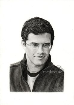 Christopher Paolini by MeikeZane