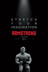 Armstrong Poster by Jarvisrama99