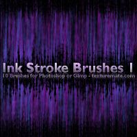 Ink Stroke Brushes 1 by AscendedArts