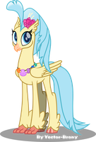 Princess Skystar by Vector-Brony