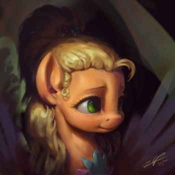 Jewel in the Rough by AssasinMonkey