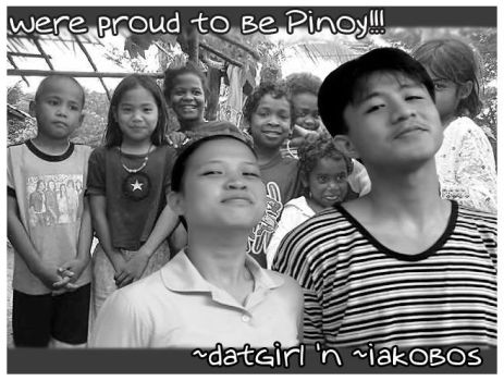 Proud to be Pinoy by datgirl